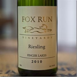 Fox Run Vineyards Riesling Dry